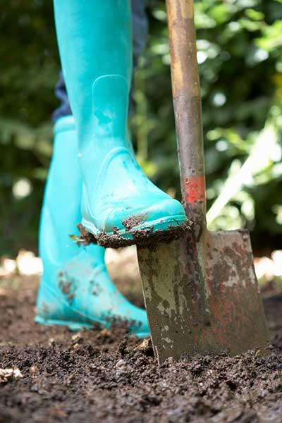 person-landscaping-fort-collins